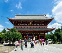 Japan-Senso-ji gate