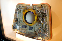 Apollo 11 Command Module Hatch