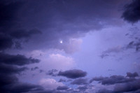 Moonlit Cloudscape